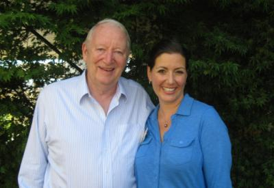 Libby Schaaf & Dick Spees
