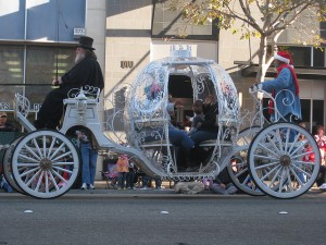 Oakland Holiday Parade