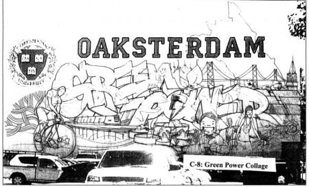 Oaksterdam Mural Concept