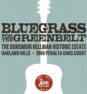 Bluegrass for the Greenbelt flier